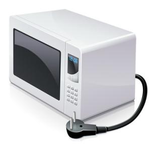 Energieverbrauch von Mikrowellen