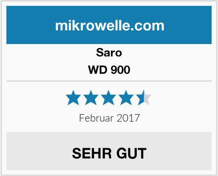 Saro WD 900 Test