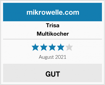 Trisa Multikocher Test