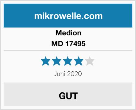 Medion MD 17495 Test