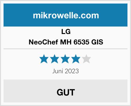 LG NeoChef MH 6535 GIS Test