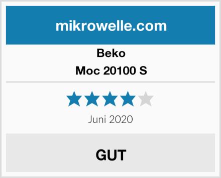 Beko Moc 20100 S Test