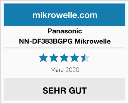 Panasonic NN-DF383BGPG Mikrowelle Test