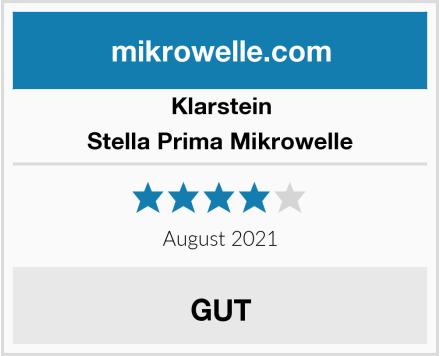 Klarstein Stella Prima Mikrowelle Test