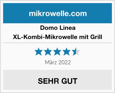 Domo XL-Kombi-Mikrowelle mit Grill Test