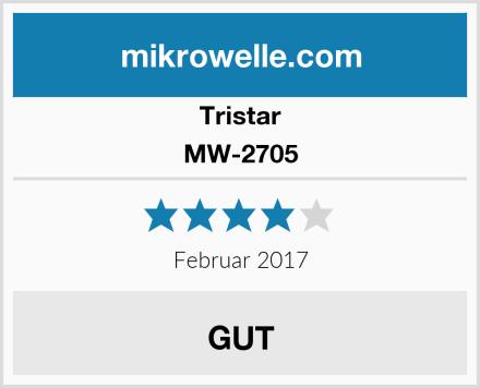 Tristar MW-2705 Test