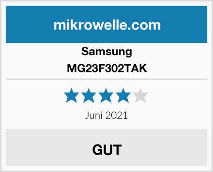 Samsung MG23F302TAK Test