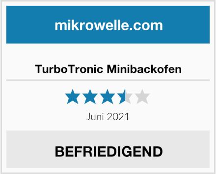 TurboTronic Minibackofen Test