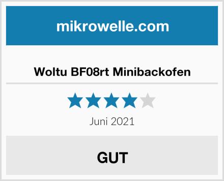 Woltu BF08rt Minibackofen Test