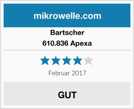 Bartscher 610.836 Apexa Test