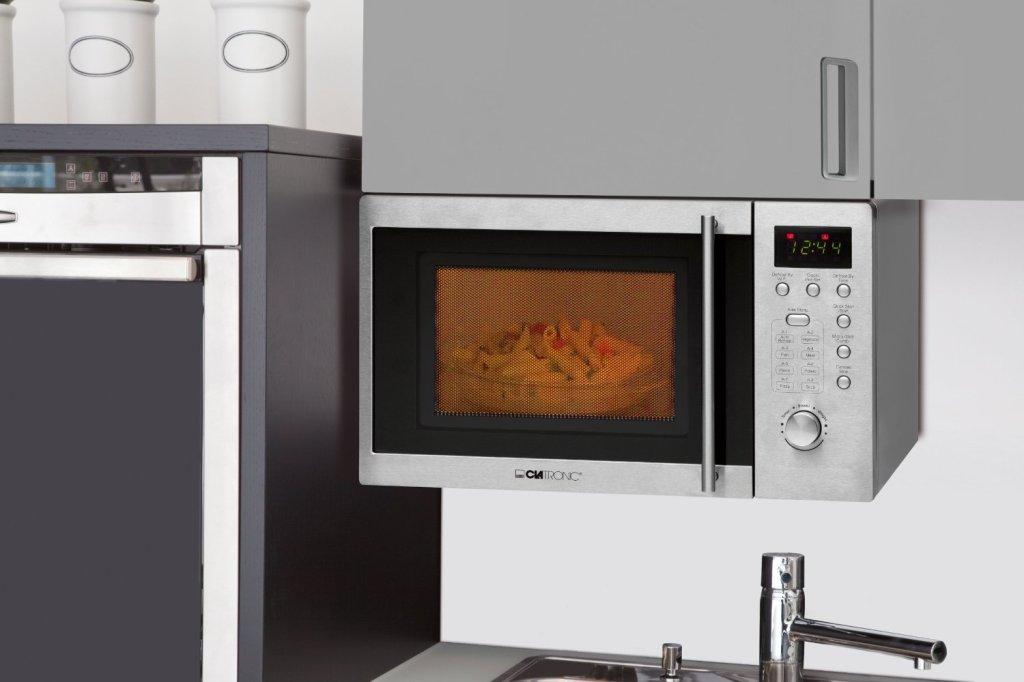 clatronic mwg 778 u mikrowellen test 2018. Black Bedroom Furniture Sets. Home Design Ideas