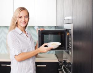 Welche Lebensmittel nicht in die Mikrowelle gehören