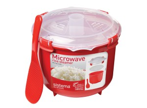 Mikrowellen Reiskocher