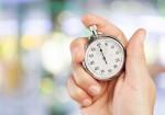 Zeitersparnis durch die Nutzung einer Mikrowelle